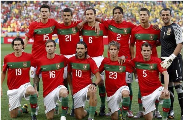 Copa do Mundo de 2010, já com Cristiano Ronaldo como protagonista