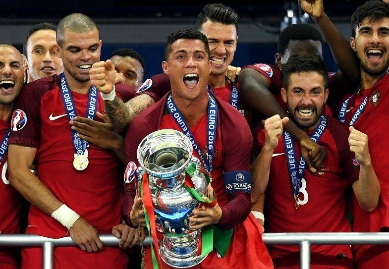 A Euro-2016 foi o primeiro grande título de Portugal