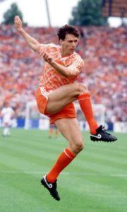 O gol mais marcante de sua carreira.