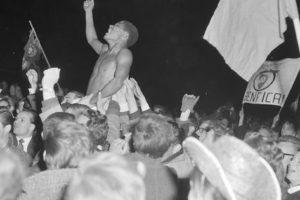 Eusebio foi campeão da Champions