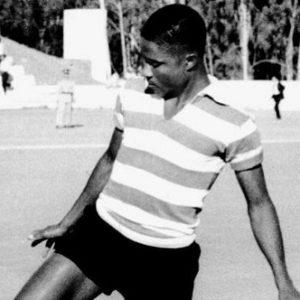 Eusébio nasceu em Moçambique.