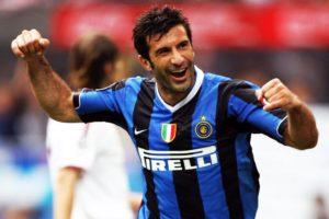 Figo escolhe a Inter de Milão para atuar.