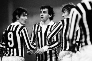 Juventus formou um grande time.