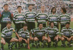 Sporting em 1994.