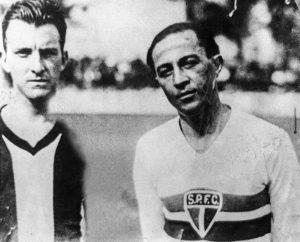 Friedenreich foi o primeiro grande craque do SPFC.