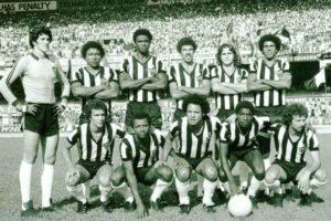 Atlético MG em 1977.