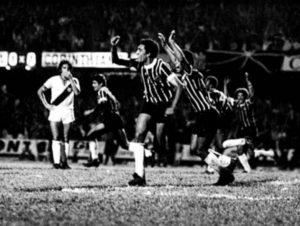 Bailiio marcou gol que encerrou jejum do Corinthians.