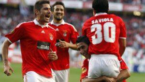 Novos craques do Benfica após 2012.