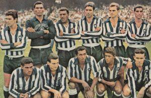 Grande time da história do Botafogo.