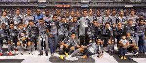 Botafogo comemora Campeonato Carioca 2010.