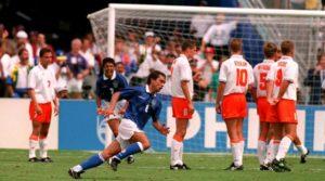 Holanda parou diante do Brasil de Romário em 1994.