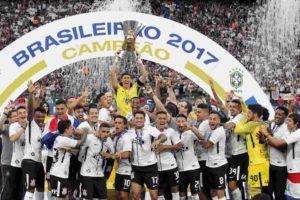 Corinthians hepta-campeão brasieliro