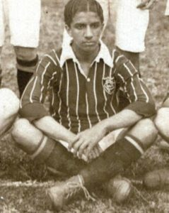 Carlos Alberto, jogador do Fluminense.
