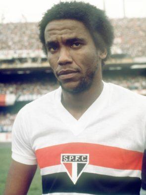 Serginho Chulapa é uma Lenda do Futebol.