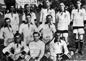 Corinthians em seu primeiro título Paulista