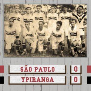 SPFC era conhecido como São Paulo da Floresta