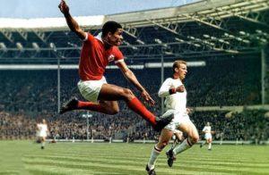 Eusébio, maior ídolo da história do Benfica.