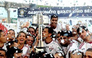 4º CAmpeonato Brasileiro do Fluminense.