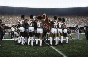 Bicampeonato brasileiro do Fluminense.