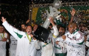 Fluminse conquista a Copa do Brasil 2007.