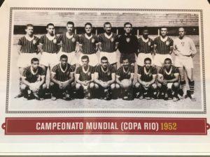 Flu diz que tem Mundial: a Copa Rio de 1952