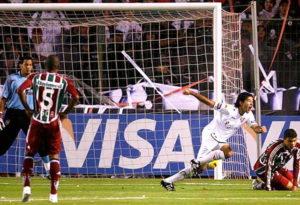 Fluminsense perde a final da Libertadores 2008.