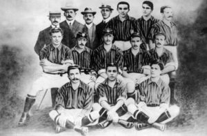 Primeiros anos do Fluminense.