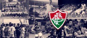 Fluminense, um dos maiores do Brasil.
