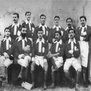 Primeiros times do Benfica.