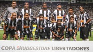 Galo campeão da Libertadores 2013.