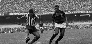 Garrinha foi um dos mais habilidosos do futebol.