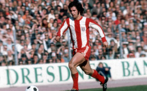 Gerd Muller se destaca no Bayern de Munique, clube que passou maior parte da carreira