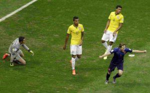 Holanda se vinga do Brasil em 2014.