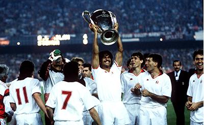 Terceira Liga dos Campeões do Milan
