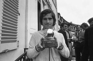 Muller vence bola de ouro de 1970