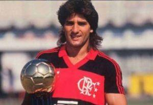 Bola de Ouro no Brasileirão de 1987.
