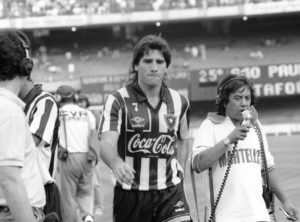 Renato Gaúcho teve boa passagem, mas conturbada no Botafogo.