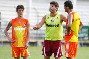 Renato Gaúcho fez bom trabalho diante do Fluminense.
