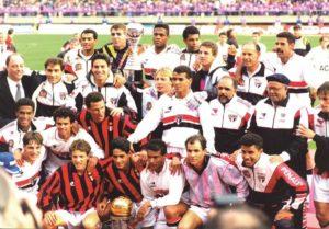 São Paulo vence o Milan e conquista bi-mundial.