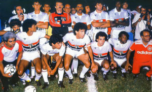 São Paulo conquista mais um título brasileiro.