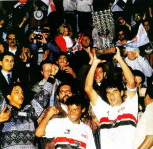 Terceiro título brasileiro do Tricolor.