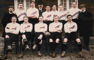 Primeiros anos da Seleção Holandesa.