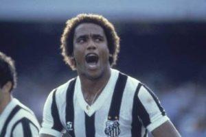 Serginho manteve o faro de gol no Santos
