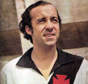 No Vasco, atuou apenas em uma temporada