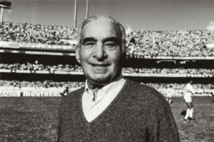 Vicente Matheus, iconico presidente do clube.