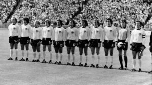 Bayern Munich foi base da Seleção Alemâ na Copa de 1974.