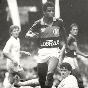 Andrade é uma Lenda do Flamengo.a
