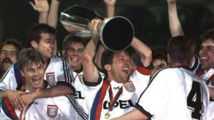 O único título de Liga Europa do Bayern Munich.