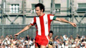 Franz Beckenbauer maior ídolo dos bávaros.