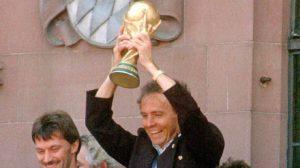 Mais uma Copa do Mundo, agora como técnico.